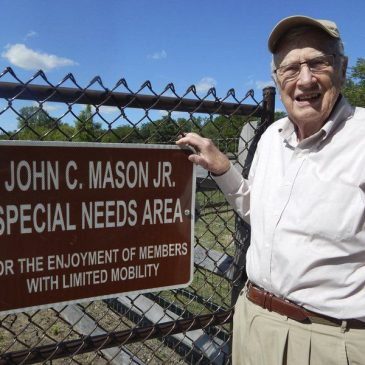 Fetch Dog Park Honors Dr Mason